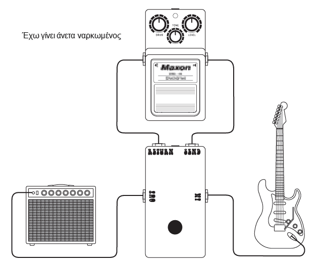 Ibanez SD9 sonic Distortion Issue
