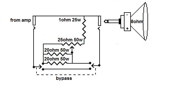 Does anyone know of a easy attenuator circuit?