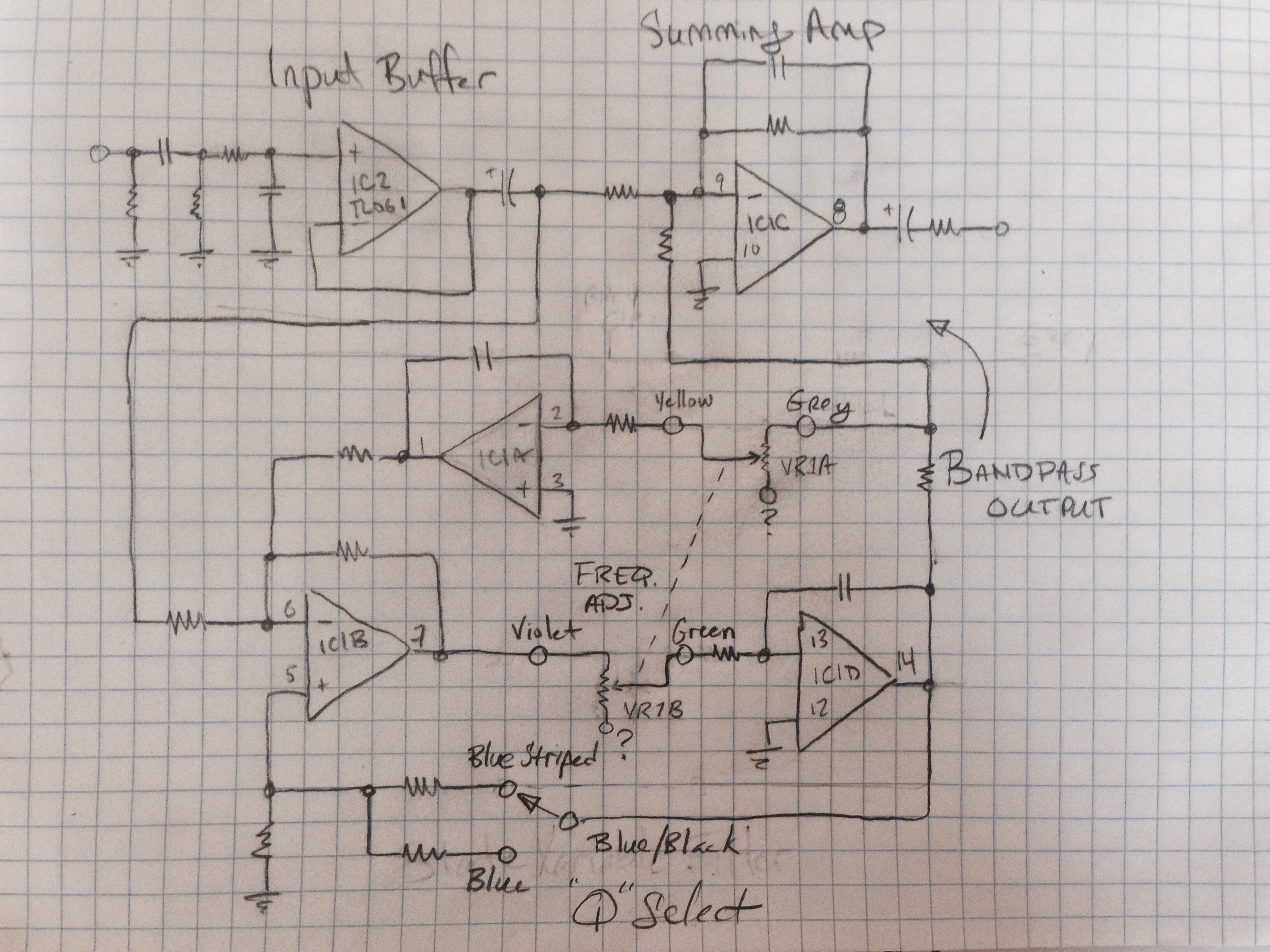 Help Wirring Bass Guitar on board preamp - Attachments