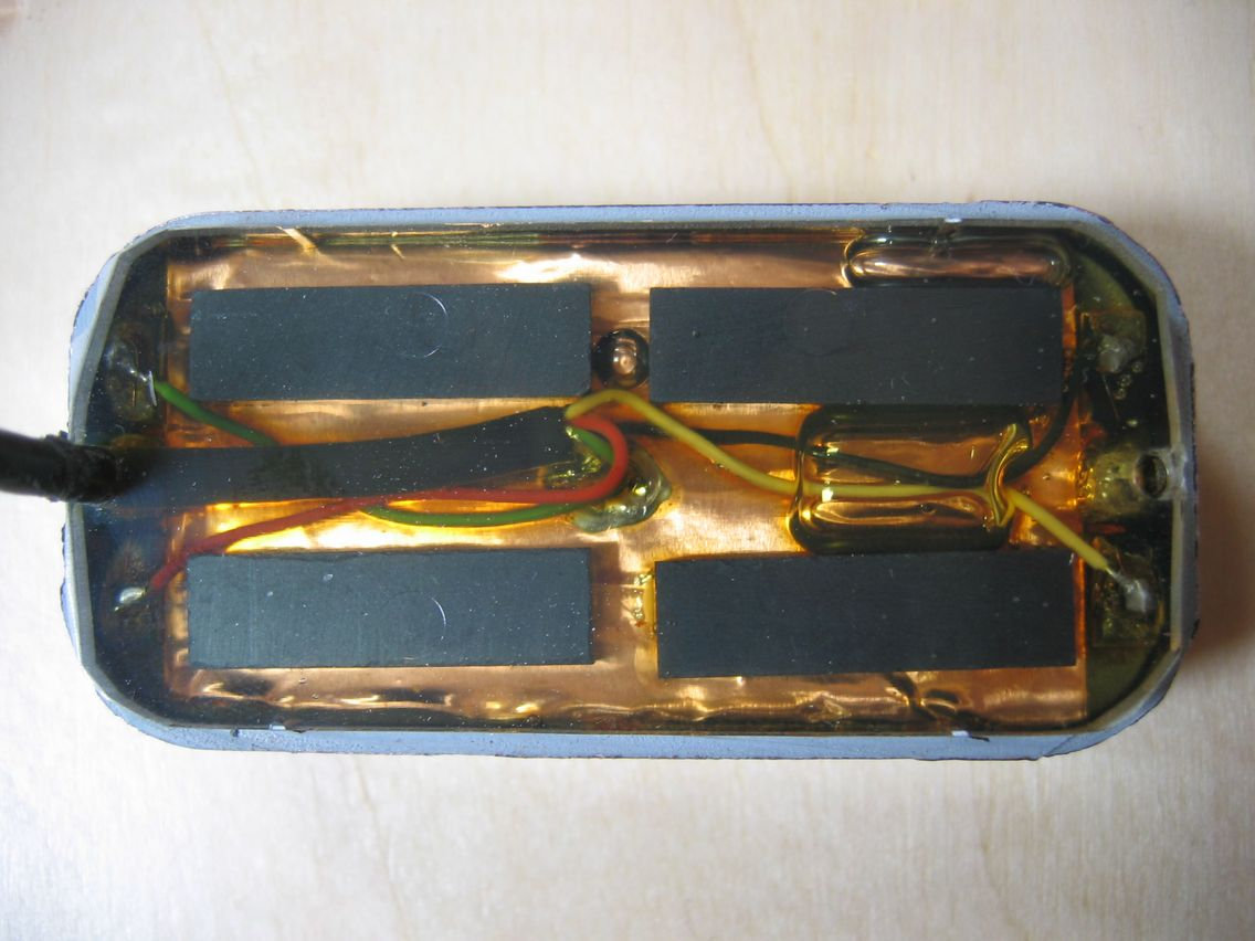 Specs For The Bill Lawrence L 500 Humbucker Wiring Diagram Obl Click Image Larger Version Name Img 9561 Views 783 Size