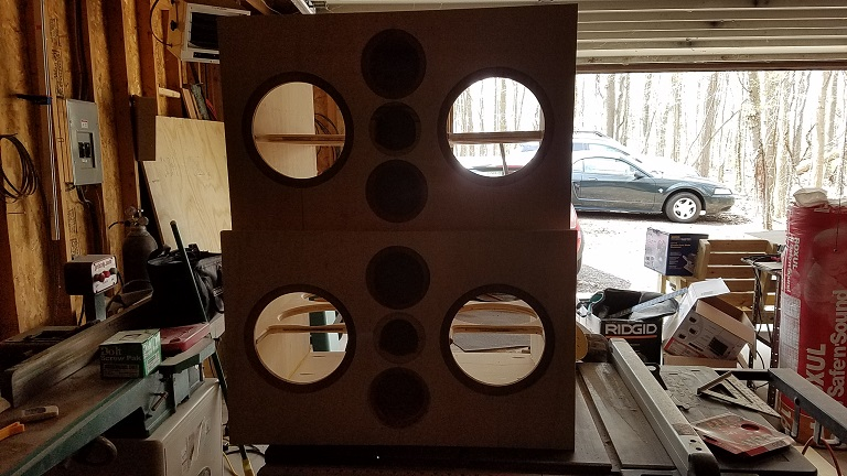 Click image for larger version.  Name:Front baffles cut.jpg Views:87 Size:157.1 KB ID:46052