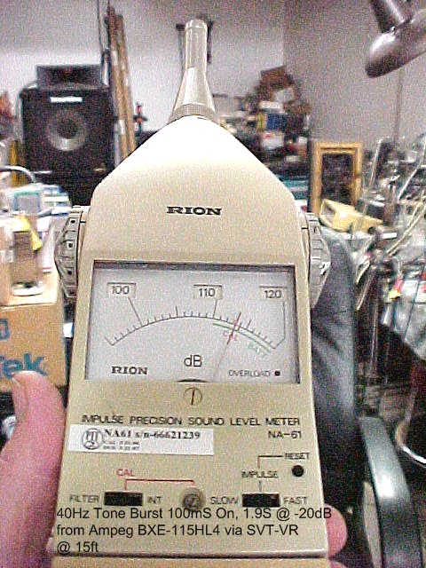 Click image for larger version.  Name:Acoustic Level of 40hz Tone Burst-3.jpg Views:14 Size:150.8 KB ID:52430