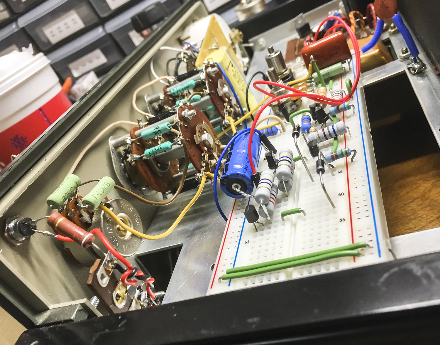 Click image for larger version.  Name:Heathkit IG-18 Sine Wave Breadboard 2.jpg Views:22 Size:1.21 MB ID:56128