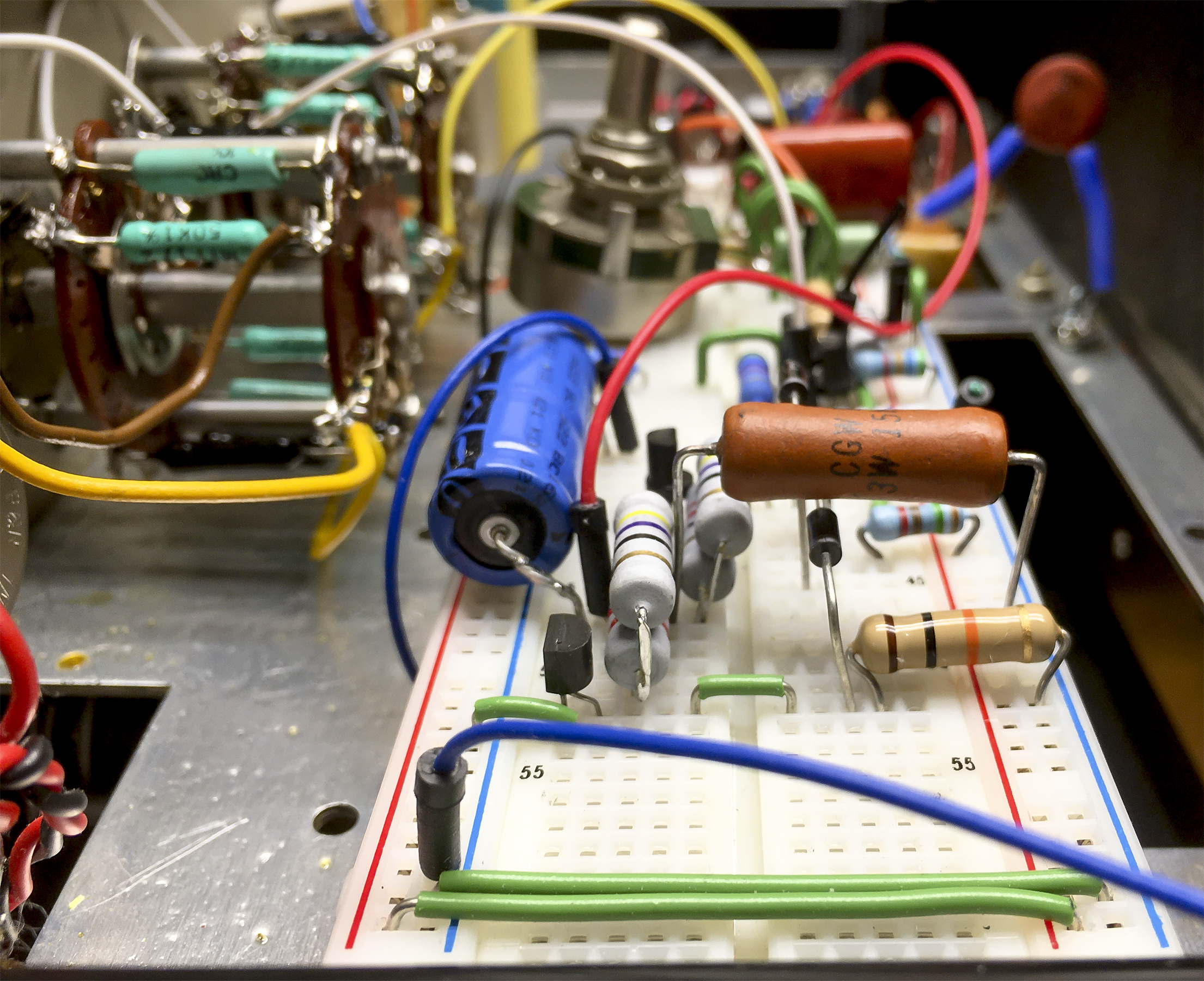 Click image for larger version.  Name:Heathkit IG-18 Sine Wave Breadboard side 1.jpg Views:19 Size:2.57 MB ID:56179