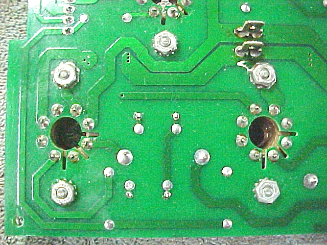PCB Trace width on Power Circuits in Ampeg SVT VR & CL amps