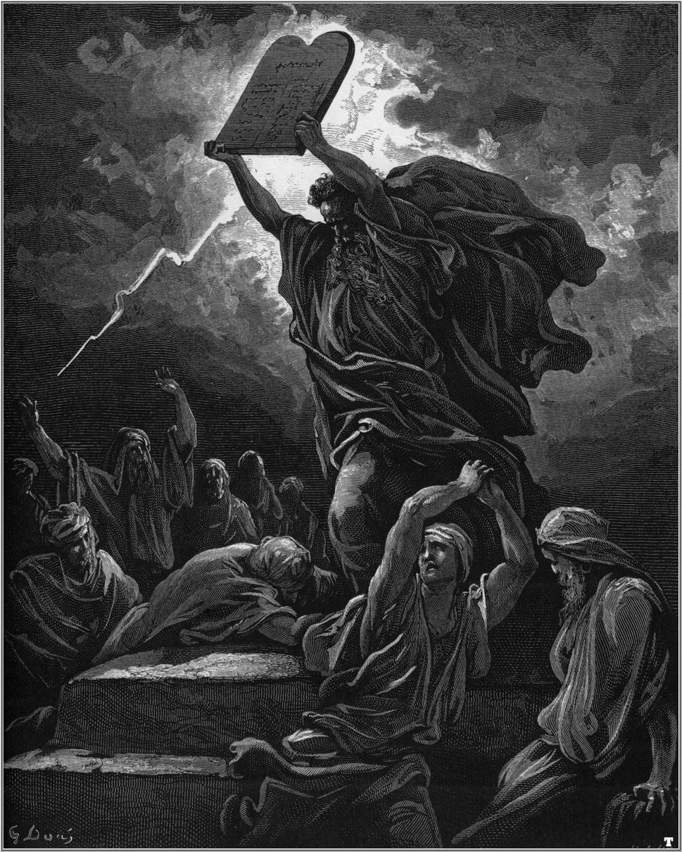 Click image for larger version.  Name:Bible_Gustave-Dore-Moses_breaking-the-Tablets-of-Law.jpg Views:125 Size:282.9 KB ID:32008