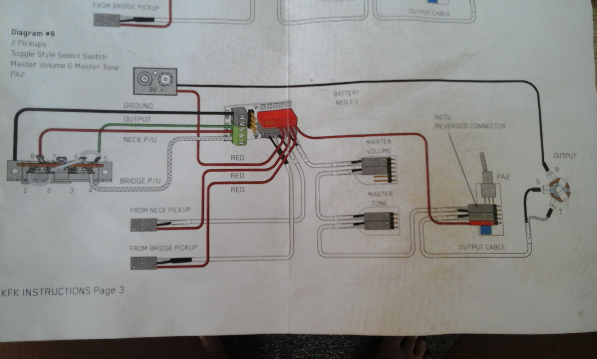 Wiring Diagram Emg Pickups - Wiring Solutions