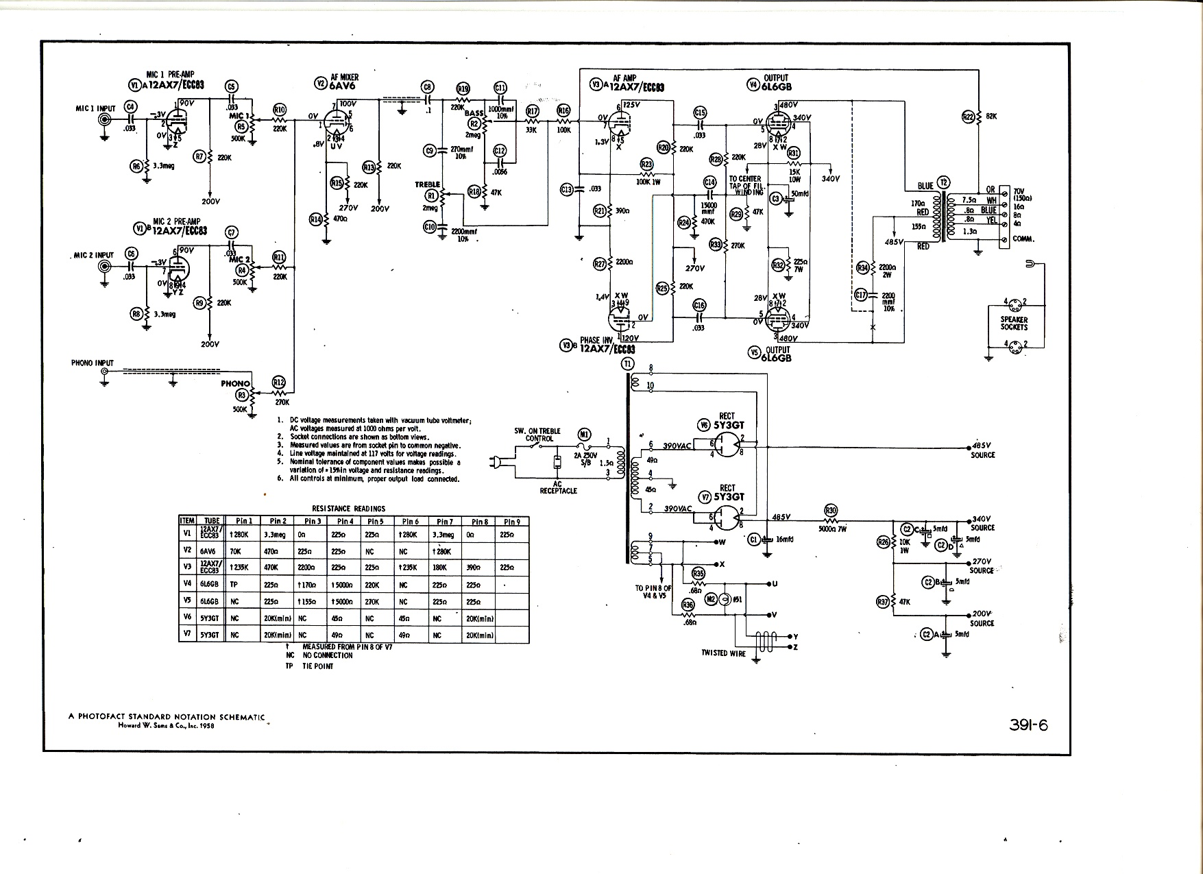 Click image for larger version.  Name:Bogen CHA33 Schematic.jpg Views:553 Size:384.2 KB ID:42287