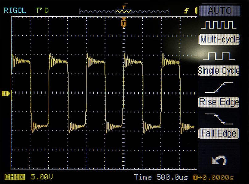 Click image for larger version.  Name:square wave at output NFB.jpg Views:55 Size:371.1 KB ID:52010