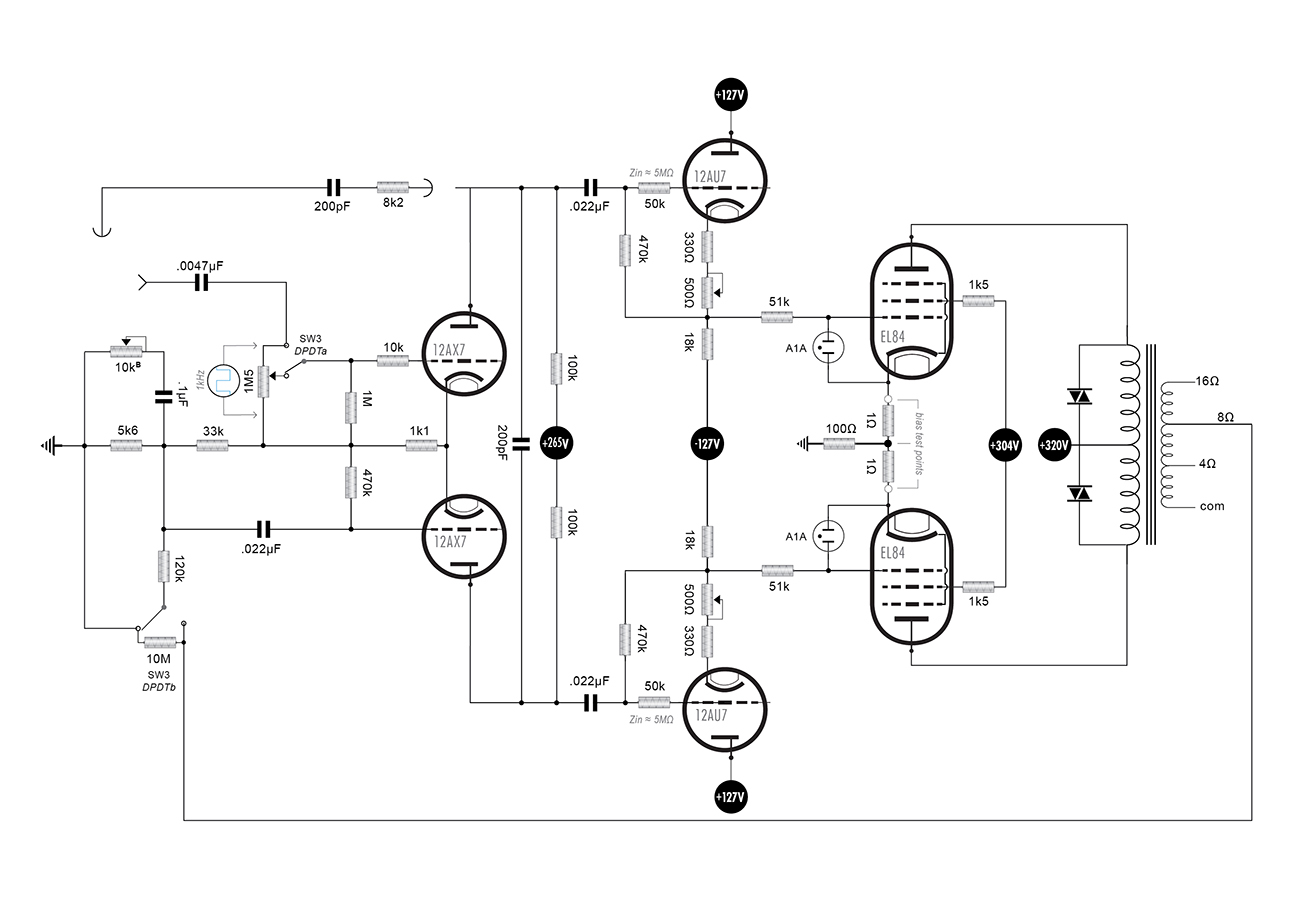 Click image for larger version.  Name:Driver & Output stage.jpg Views:78 Size:231.8 KB ID:52015
