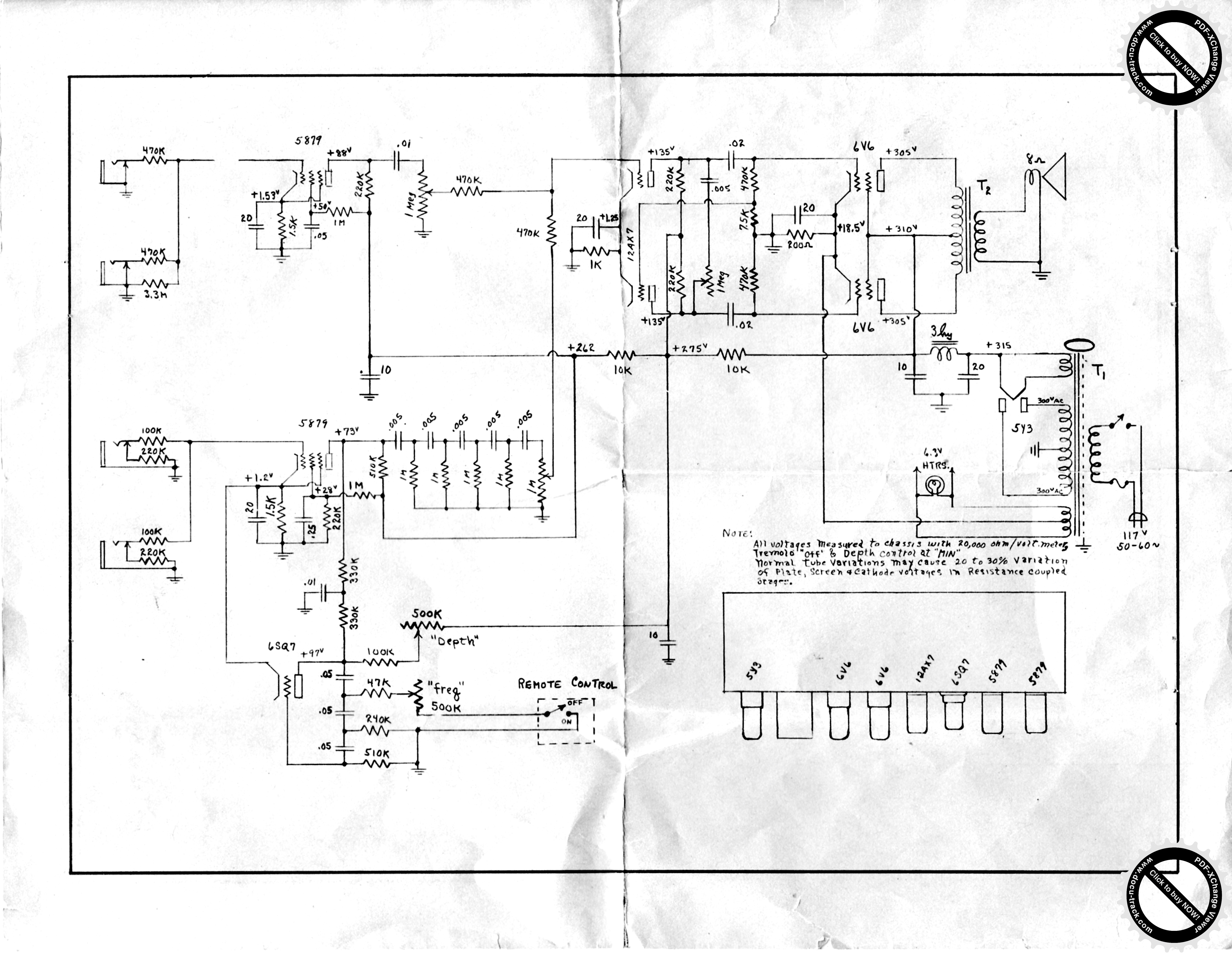 Click image for larger version.  Name:Gibson GA-40 Schematic.jpg Views:64 Size:3.40 MB ID:54921