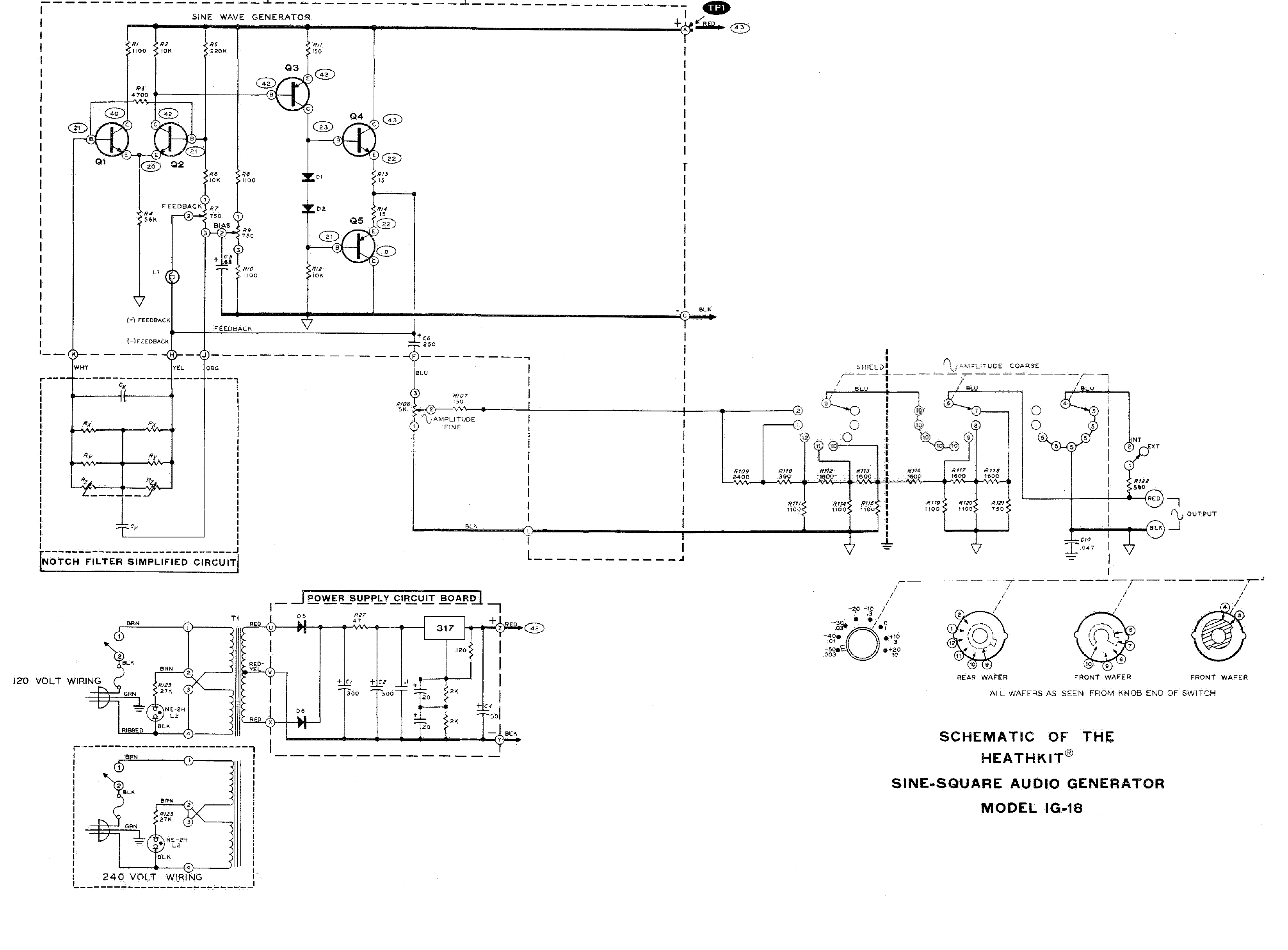 Click image for larger version.  Name:Heathkit IG-18 Schematic - Modified Breadboard.jpg Views:20 Size:903.5 KB ID:56125